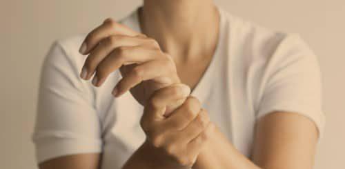 Pergelangan Tangan Sakit