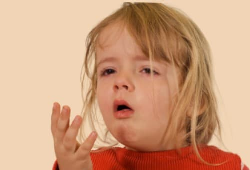 Gejala sindrom croup