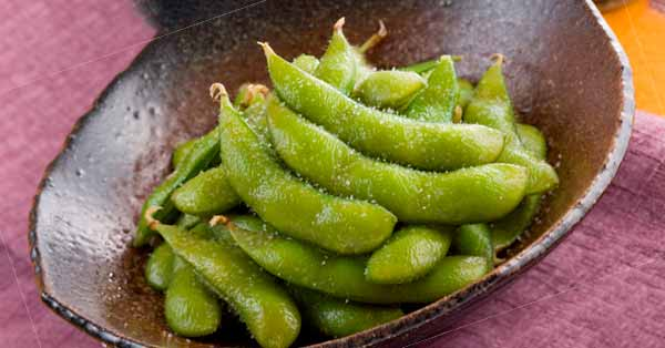 Edamame essential and unusual, you will love it
