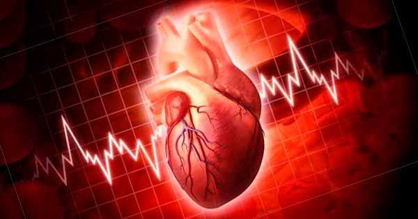 Heart rhythm disturbances