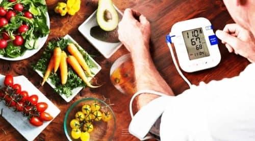 Pilihan Makanan untuk Darah tinggi